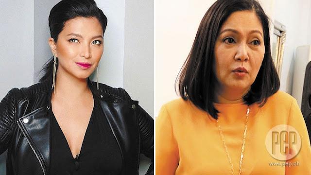 """Mahusay yung bata,"" Says Maricel Soriano Describing Her Co-Star Angel Locsin"