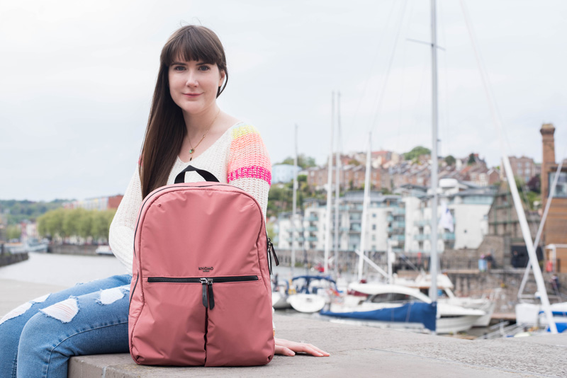 Knomo London Street Style: Dalston Backpack