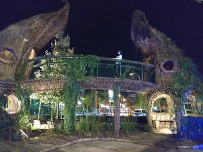 Selfie Park Taman Pule XT Square : Jembatan