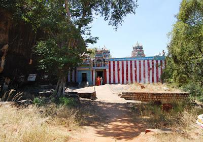 Malai Kozhundeeswarar Temple Thirumalai Sivaganga