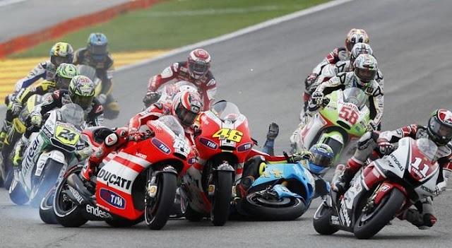 Mengerikan! Inilah Beberapa Kecelakaan Berujung Kematian yang Pernah Terjadi Dalam MotoGP