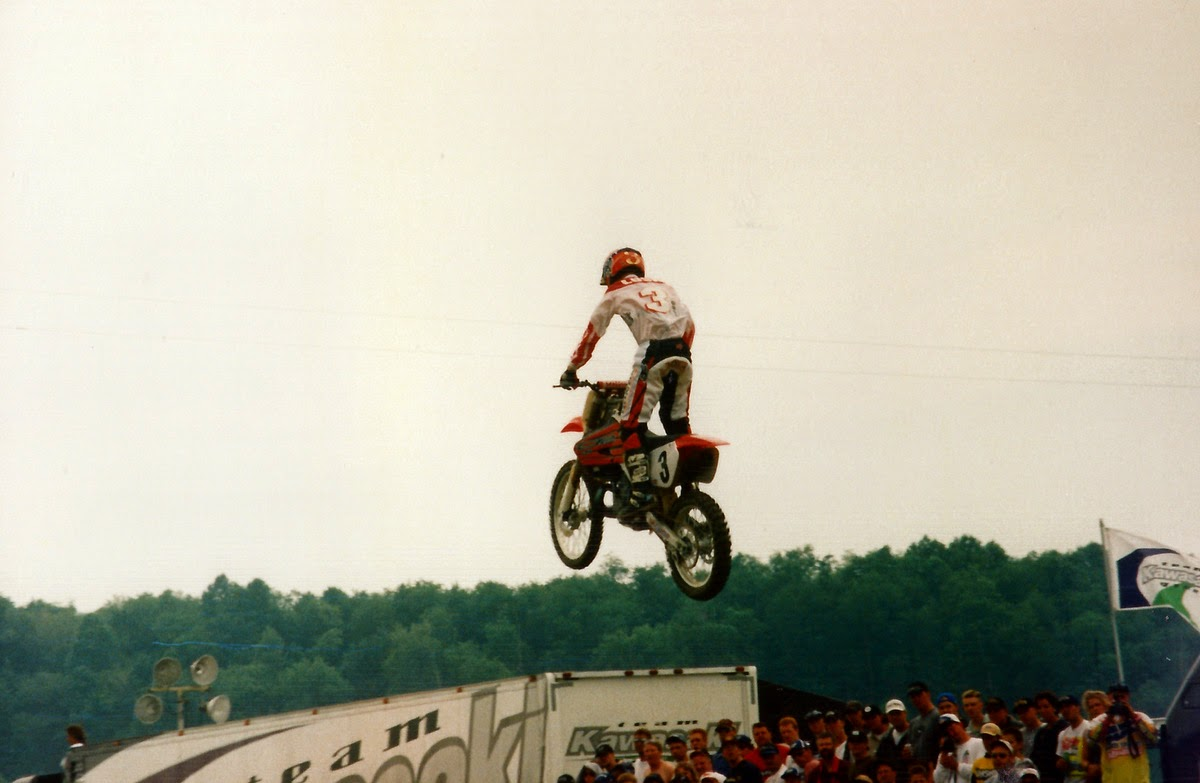 Ezra Lusk High Point 1998