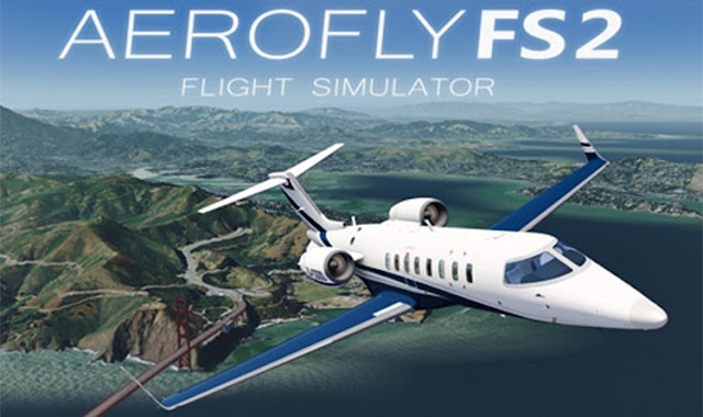 Free Download Aerofly FS 2 Flight Simulator PC Game