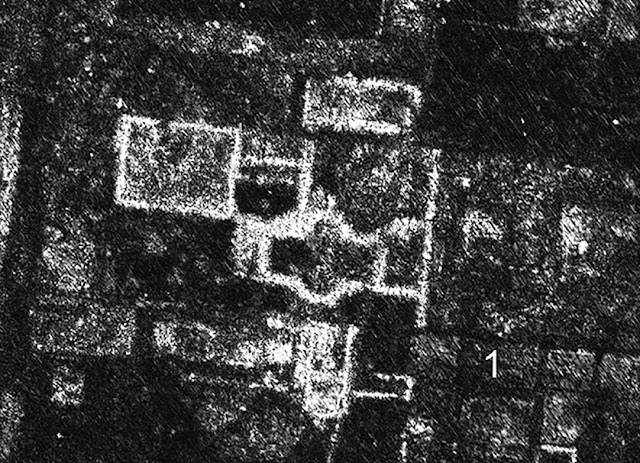Roman city of Falerii Novi mapped in detail with advanced ground penetrating radar