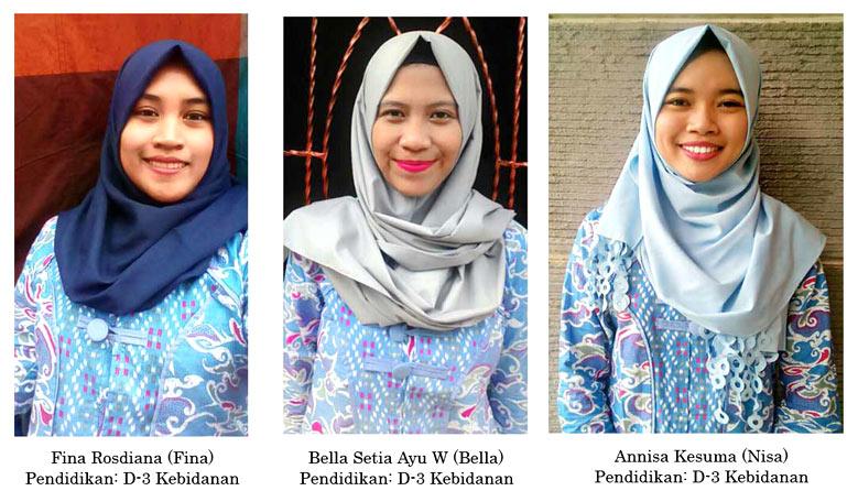 Team Bidan Rumah Puspa Homecare Bekasi