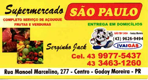 SUPERMERCADO SÃO PAULO - GODOY MOREIRA