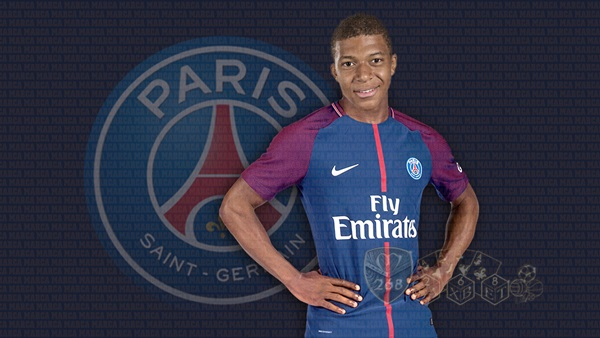 Paris Saint-Germain Sepakati Transfer Kylian Mbappe