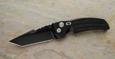 Automatic knife switchblade