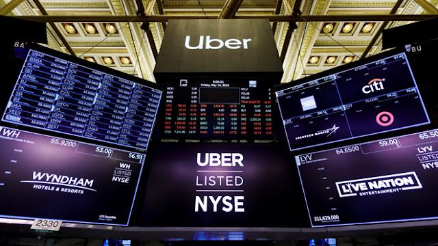 Los jefes de operaciones y de marketing de Uber abandonan la compañía