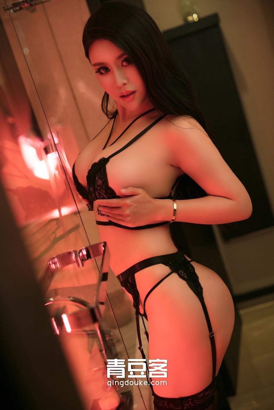 QingDouKe青豆客 NO110 2017.11.05 可蕊娜 [47+1P-202M]