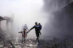 4 Orang Warga Suriah Tewas Akibat Serangan Rudal Israel