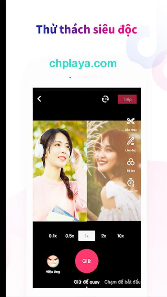 TikTok - Tải ứng dụng Tik Tok về máy điện thoại Android, IOS miễn phí c