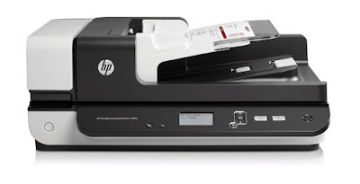HP Scanjet Enterprise Flow 7500 Driver Download