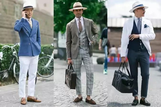 Hats and Panamas