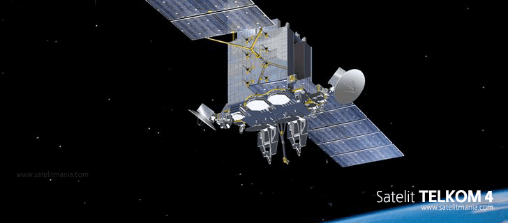 Daftar Frekuensi dan Simbol Rate Dari Satelit Telkom 4