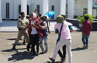 Mahasiswa Desak Walikota Bima, Hentikan Aktivitas Pengeboran Air oleh CV Hilal