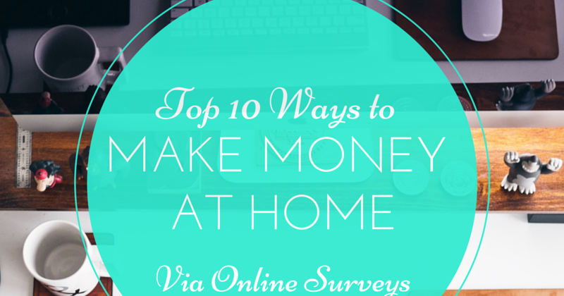 surveys for cash through mail kirsty girl top 10 ways to make money at home through 824