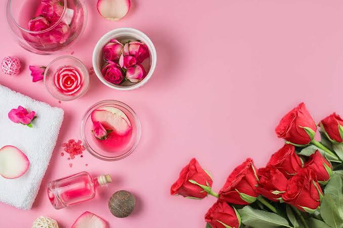 Sembuhkan Jerawat Dengan Air Bunga Mawar, Jerawat Hilang Selamanya