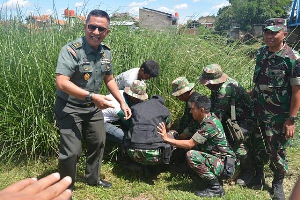 Cegah Erosi Dan Longsor, TNI akan Tanam Vertiver