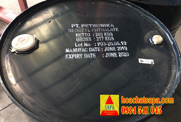 Dioctyl Phathalate (DOP) Indonesia - Dầu hóa dẻo nhựa PVC