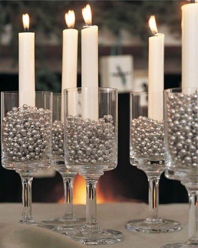 Ideias para Decoração e comemoração de Ano Novo