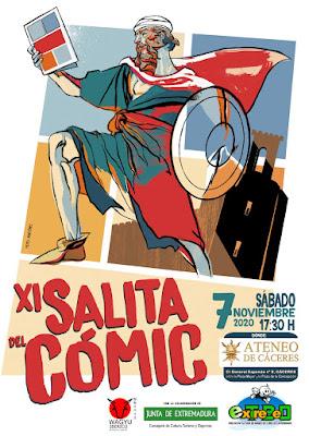 Salita del Cómic y la Ilustración de Extremadura