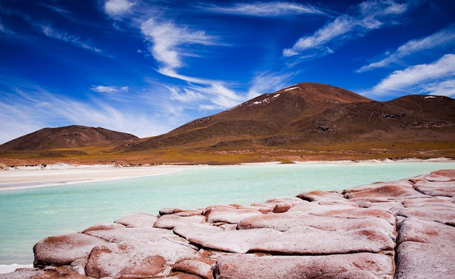 Diferença de fuso horário mês por mês no Chile