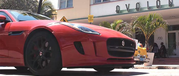 ベースジャッカーズ「What We Live For」のミュージックビデオに登場するスポーツカーはジャガー・Fタイプ クーペ