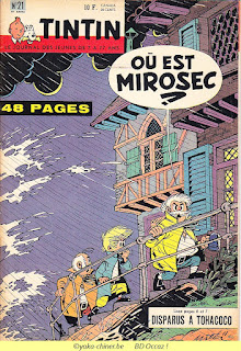 Tintin, Mittéï