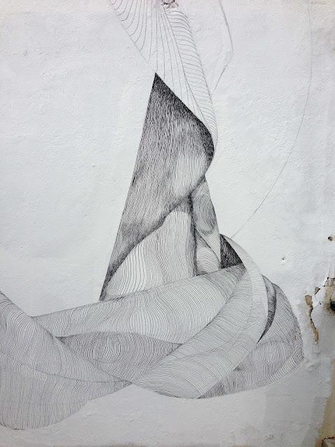 Street Art By JUFE in Queretaro Mexico For Board Dripper Urban Art Festival. 4
