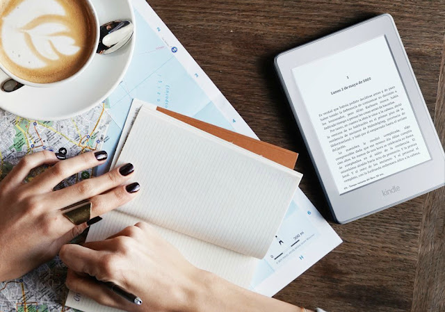 ereader Kindel paperwhite de amazon