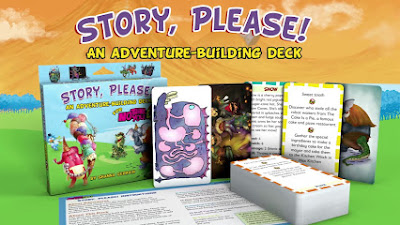 MK Review: Story, Please! An Adventure Building Deck