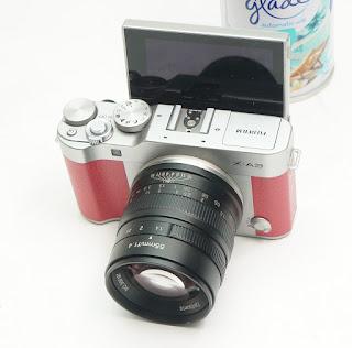 Jual Fujifilm X-A3 Mirrorless Bekas