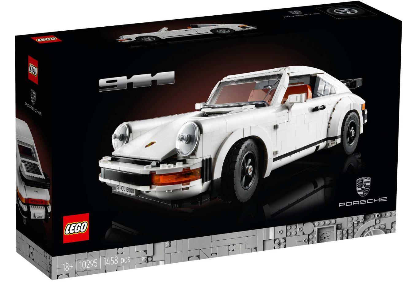 سيارات بورشه ...تحفة البناء للكبارمن Lego