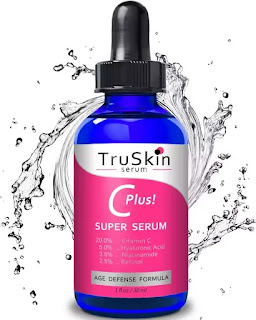Truskin Naturals 2% Vitamin C-Plus All-In-One Serum For Face