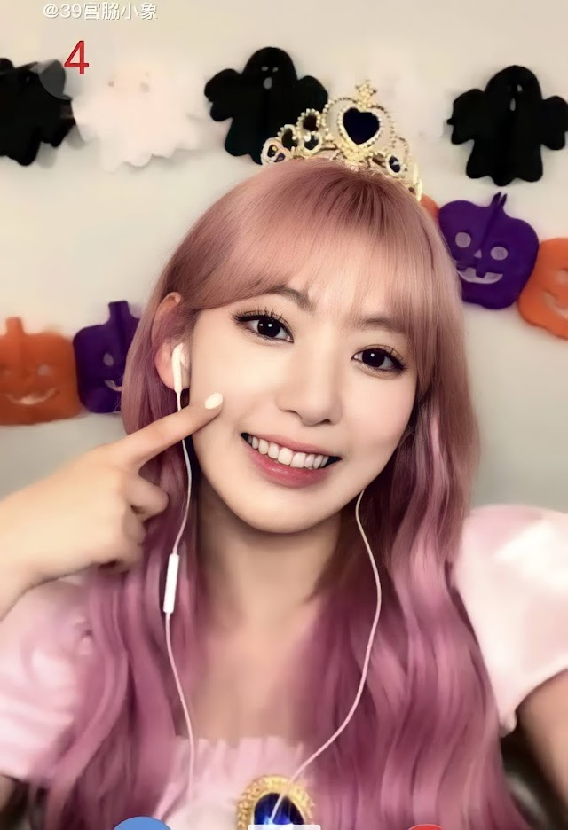 Knetz agree that IZ*ONE Sakura look like real-life Disney princess with her Halloween costumes!
