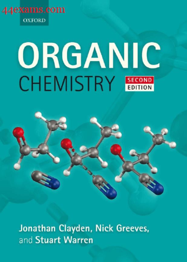 Organic-Chemistry-By-Jonathan-Cleyden-PDF-Book