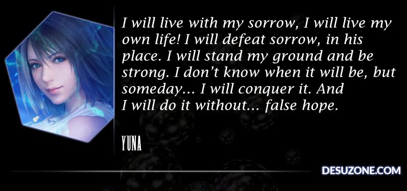 final fantasy quote