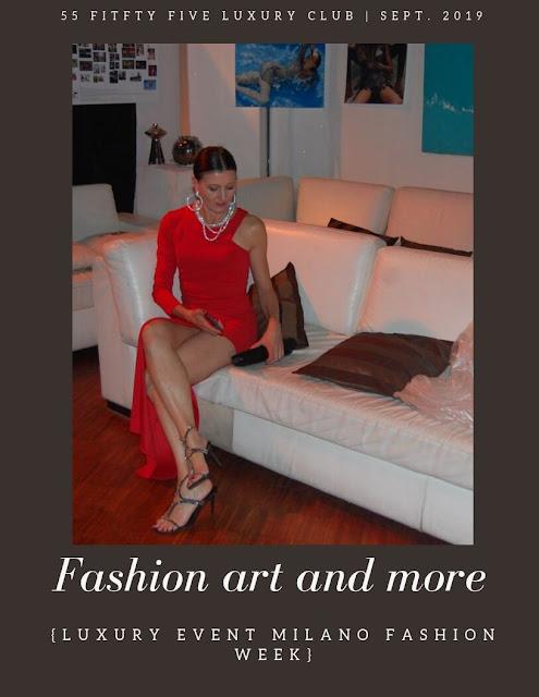 evento moda milano italia
