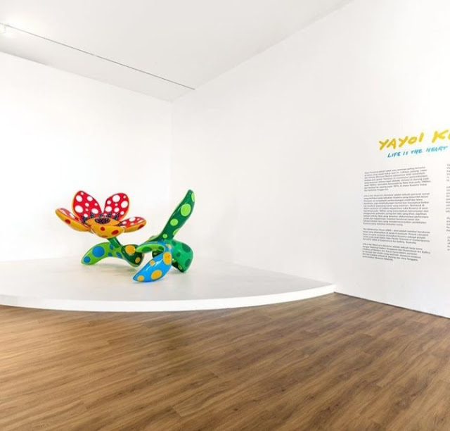 Modern and Contemporary Art in Nusantara  Tiket Masuk Museum Macan Jakarta - Gambar, Info HTM, Alamat & Petunjuk Arah