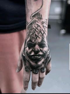Tatuajes del Guason - Joker