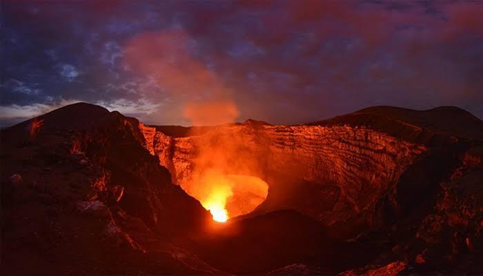 Misteri Gunung Api Masaya, Gunung yang Tembus ke Neraka