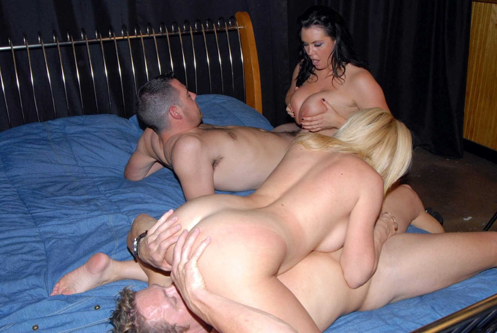 Mature Groupfuck 97