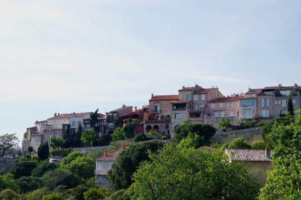 var le castellet village médiéval