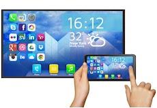 Cara Menampilkan Smartphone Di Layar TV Untuk Karaoke Tanpa Kabel