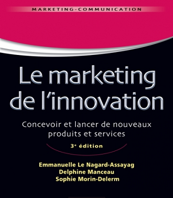 ouvrage le marketing de l'innovation pdf gratuit