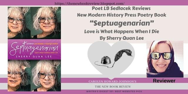 Poet LB Sedlacek Reviews New Modern History Press Poetry Book