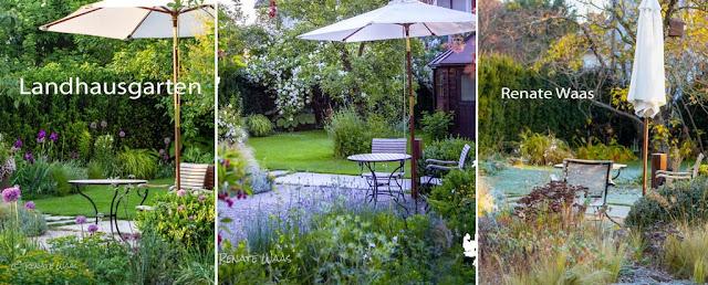Cottage Garten - Landhausgarten - Gartenbilder und Gartenideen, Pflanzideen, Tips zur Anlage, Ideen zur Gartenplanung. Gartendesign, Gartendesigner Renate Waas  #Garten #Landhausgarten