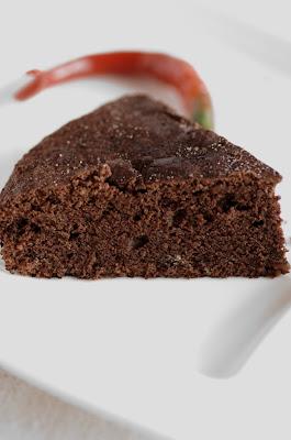 fettina di torta al cioccolato fondente