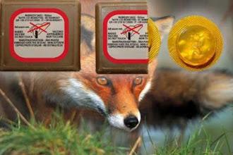 Σημαντική προειδοποίηση για εναέριες ρίψεις εμβολίων   αντιμετώπισης λύσσας αγρίων ζώων